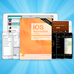 iOS Apprentice Updated for Swift 1.2