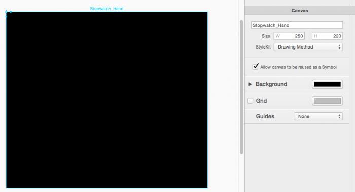 PaintCode new canvas