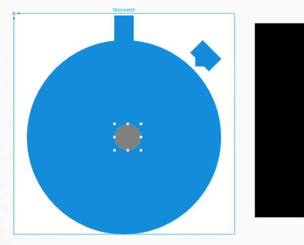 PaintCode circle