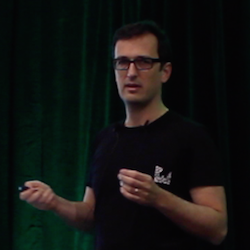 RWDevCon Inspiration Talk – Identity by Alexis Gallagher