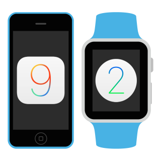 iOS 9 and watchOS 2