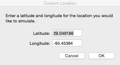 Latitude: 29.049186, Longitude: -95.45384