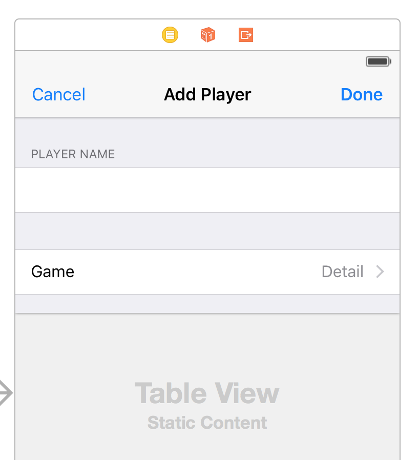 Add Player