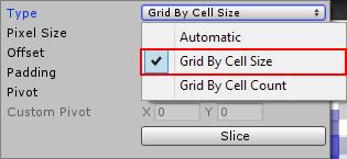 GridByCellSize