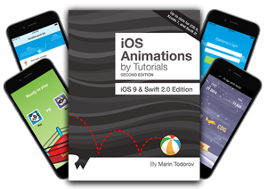iOS Animations by Tutorials Second Edition