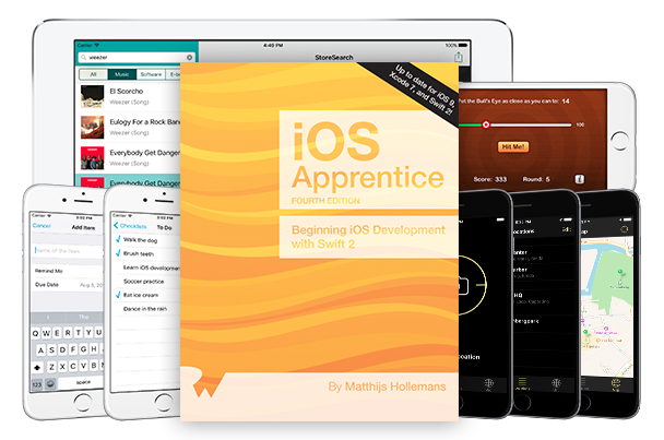 The iOS Apprentice Fourth Edition