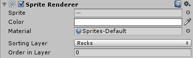 Lander-rock-sorting-layer