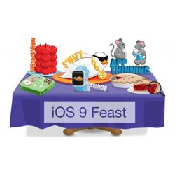 iOS 9 Feast