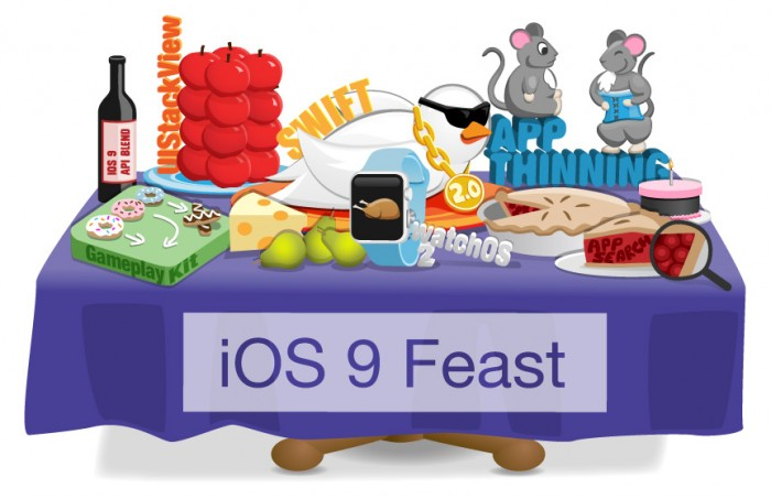 Introducing the iOS 9 Feast!