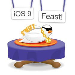 A Swift 2 update for the iOS 9 Feast!