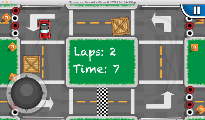 Circuit Racer