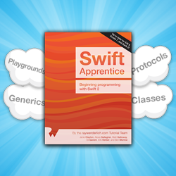 Swift Apprentice Now Available!