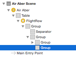 Table-Row-Lower-Group