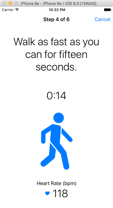 Accessing Heart Rate Data For Your Researchkit Study Raywenderlich