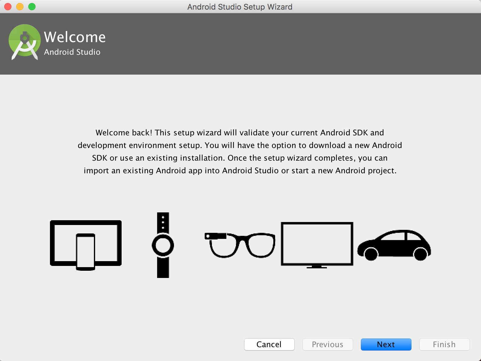 آندروید طریقه نصب و کار با آندروید استودیو
