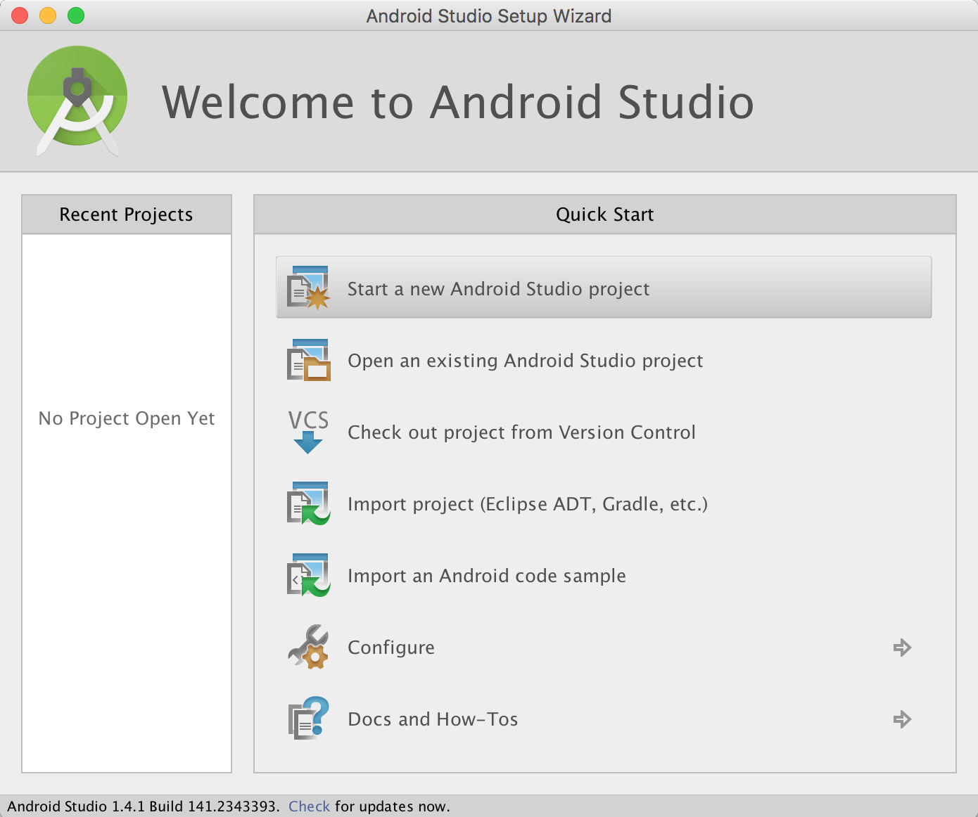 Beginning Android Development Part One: Installing Android