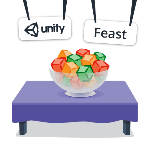 Introducing the Unity Feast!