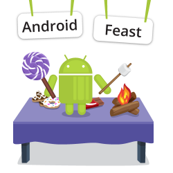 Introducing the Android Feast!