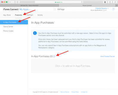 in-app purchase tutorial