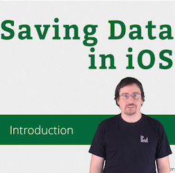 Learn how to save data in iOS!
