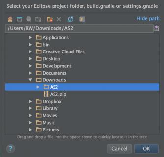 Select companion project
