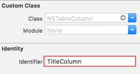 TitleColumn