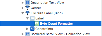 byte count formatter