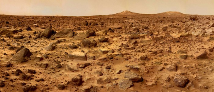 Progress is what gets us to Mars, so we can grow rocks.