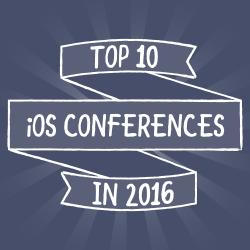 Top 10 iOS Conferences in 2016