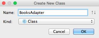 create_booksadapter_class