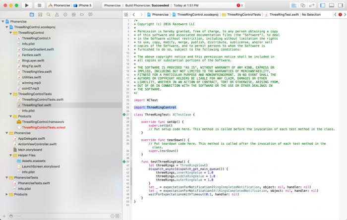ios frameworks tutorial