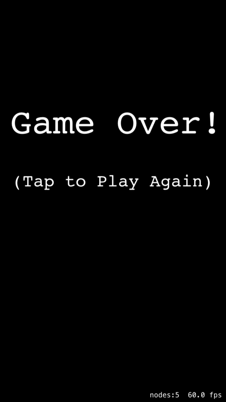 How to make a game like space invaders with spritekit and swift spaceinvadersgameover baditri Gallery