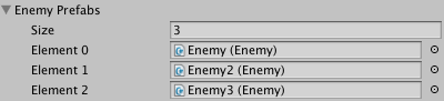 EnemyPrefabs