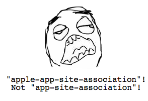 apple app site association. Create The Apple-app-site-association File And Add Following Content: Apple App Site Association
