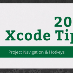 RWDevCon 2016 Session 208: Xcode Tips & Tricks