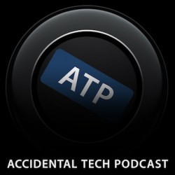 Marco hosts ATP with John Siracusa and Casey Liss.