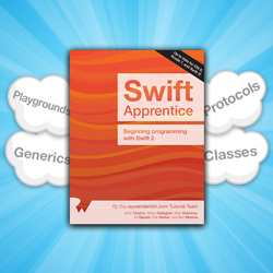 Swift Apprentice book