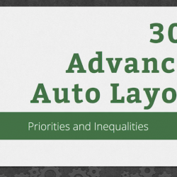 RWDevCon 2016 Session 301: Advanced Auto Layout
