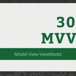 RWDevCon 2016 Session 306: MVVM in Practice