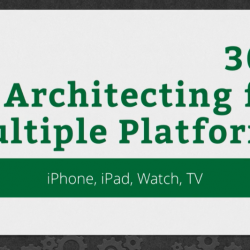 RWDevCon 2016 Session 307: Architecting for Multiple Platforms