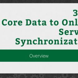 RWDevCon 2016 Session 308: Core Data to Online Service Synchronization