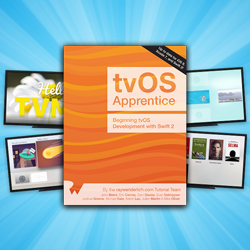 tvOS Apprentice Updated for Xcode 7.3