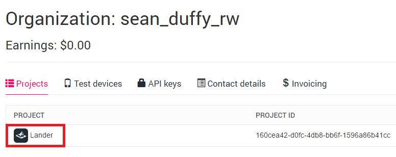 UnityAds-select-project