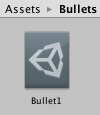 bullet asset