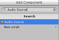 Introduction to Unity Sound