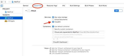 CloudKit Tutorial: Getting Started | raywenderlich com