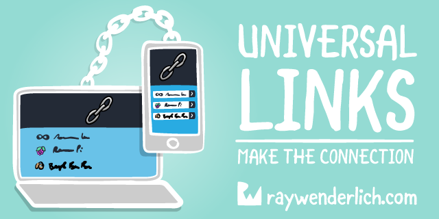 Universal Links Tutorial
