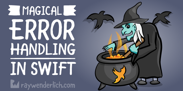 Magical Error Handling in Swift
