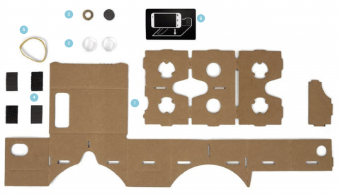 You can build your own Google Cardboard! - Google Cardboard VR