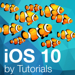 iOS 10 by Tutorials: Free Access for Subscribers!